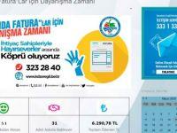 'Askıda fatura' uygulamasına vatandaşlar destek verdi