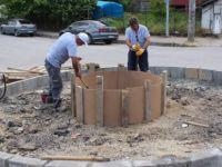 Demirci ustası heykeli için çalışmalar devam ediyor