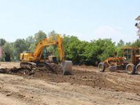 Bartın'da yapılan ilk eğitim parkı olacak