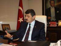 Başkan Akın, projelerdeki son durumu anlattı