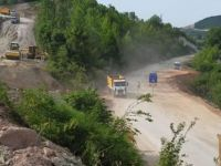 Kozcağız-Hasankadı yolunda çalışmalar başladı