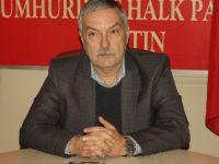 CHP İl Başkanı Karakaş, Milletvekili Tunç'un eski Cumhurbaşkanı İsmet İnönü ile ilgili sözlerine yanıt verdi