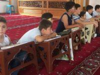 Kuran Kursu öğrencilerine hediye teşviği