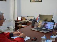 Türkiye İtfaiye Komisyonu'na seçilen tek ilçe oldu