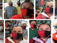 Bartınspor, maske satışına başladı
