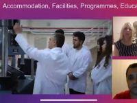 Bartın Üniversitesi uluslararası öğrencilere tanıtıldı
