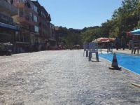 Çakraz'da çalışmalarda sona yaklaşıldı