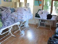 800 aileye gıda ve giysi yardımı