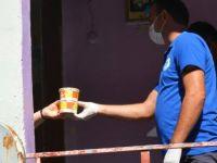 Bin 300 aileye kavurma ikram edildi