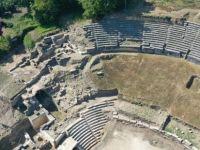 Antik Tiyatro aslına uygun şekilde restore edilecek