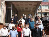 AK Parti Gençlik Kolları Suç Duyurusunda Bulundu