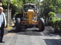 15 bin ton asfalt dökülecek