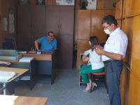 Bankoğlu, Ulus'ta bir dizi ziyaret gerçekleştirdi