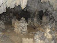 Gürcüoluk Mağarası Tabiat Parkı yapım çalışmaları devam ediyor