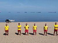 Cankurtaranlar 152 kişiyi boğulmaktan kurtardı