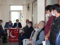 Saadet Partisi Amasra İlçe Kongresi Yapıldı