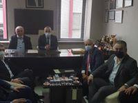 Meclis Başkanı Dursun'dan ve İl Başkanı Kalaycı'dan muhtarlara ziyaret