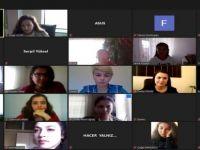 'Covid-19 Pandemisi'nde Hemşire Olmak' adlı online seminer gerçekleştirildi