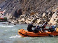 Belediye Rafting Takımı Milli Takımda