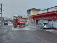 Sanayi Sitesi Dezenfekte Edildi