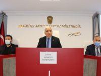 Başkan Dursun'dan bütçe ile ilgili ilginç açıklama