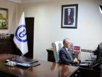 """Çeşm-i Cihan Sohbetleri'nde """"Yüzüncü Yılında 1. TBMM"""" anlatıldı"""