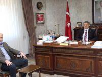 Çakır'dan Başkan Akın'a Ziyaret