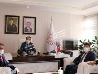 Ankara'dan sonra Bartın'da yoğun mesai