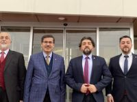 Saadet İl Yönetimi Ankara'ya çıkartma yaptı