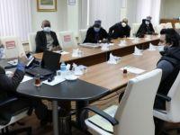Uzun, Nijerya'nın Kebbi Eyaleti yöneticileriyle bir araya geldi