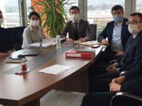 ''Sayayı Evlerde Üretiyoruz SOGEP'' Projesi İzleme Ziyareti Gerçekleştirildi