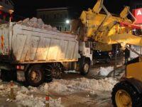 2.340 Kamyon Dolusu Kar Kaldırıldı
