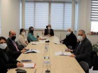 İl Encümeni Çetin başkanlığında toplandı