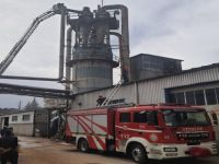 Kereste Fabrikasında Yangın Çıktı