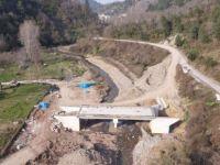 Köprüler tamamlanmak üzere