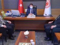 İl Başkanı Kalaycı'dan Tunç'a Ziyaret