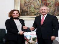 Başkan CHP Genel Başkanı Kılıçdaroğlu'nu Ziyaret Etti
