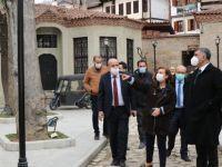 Elazığ Milletvekili Safranbolu'da Ağırlandı