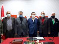 CHP'den Saadet ve Gelecek'e ziyaret