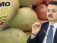 Patates ve Kuru Soğan Dağıtılacak