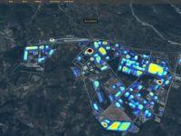 Hava Kirliliğinin Kaynağı 3 Boyutlu Yazılım ile Tespit Edilecek