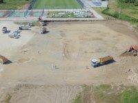 Yedek Stad Yapılıyor