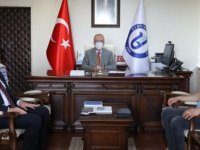 Havelsan Genel Sekreteri Rektör Uzun'a ziyaret