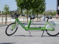 Sisteme Çift Kişilik Bisiklet Dahil Edildi