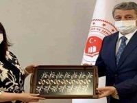 Başkan Akın, Bakan Yardımcısı Varank'ı Ziyaret Etti