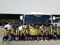 Fenerbahçe Maçında Tribünde Yer Aldılar