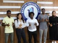Bartın Üniversitesi 180 ülkeden öğrencilere tanıtılıyor