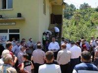 Başkan Karainler Köyü'nü Ziyaret Etti