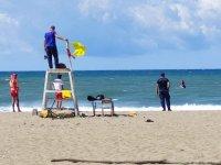 8 yaşındaki çocuk dalgalar arasında kayboldu