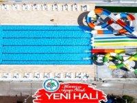 Yüzme Havuzu ve Aquapark Açıldı
